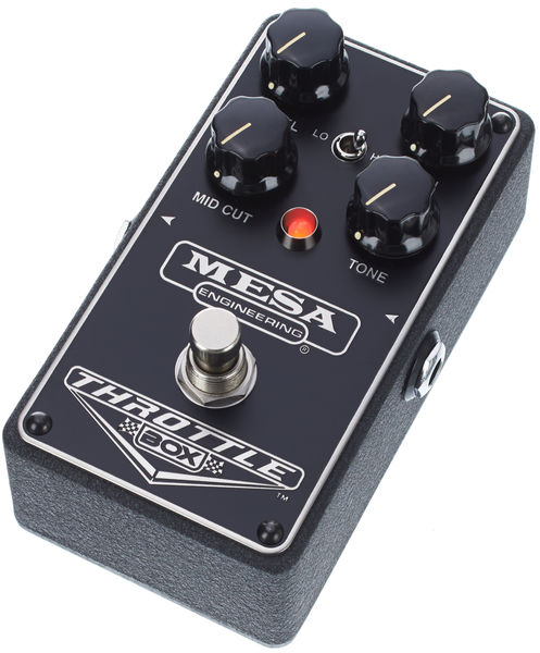 Mesa Boogie Throttle Box torzító pedál